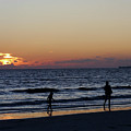 Fort Myers Beach Florida Iv by Tina Baxter