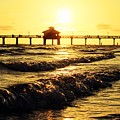 Fort Myers Pier by Alexander Eib