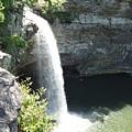 Fort Payne Waterfall by LaRita McGee