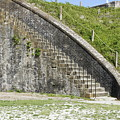 Fort Pickens Stairs by Laurie Perry