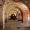 Fort Pulaski II by Flavia Westerwelle