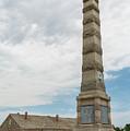 Fort Ridgely Memorial 1 by John Brueske