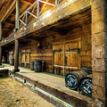 Fort Ross General Merchandise Store by Blake Webster