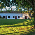 Fort Sewall Marblehead Ma by Toby McGuire