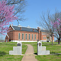 Fort Smith National Historic Site Gateway C by Meandering Photography