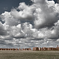 Fort Union New Mexico by Alan Toepfer