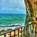 Fort Window View by Michael Garyet