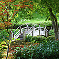 Fort Worth Botanic Garden by Joan Carroll