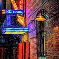 Fort Worth Impressions Scat Lounge by Joan Carroll