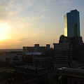 Fort Worth Sunset by Thea Wolff