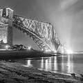 Forth Bridge Landscape by Valerio Poccobelli