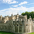 Fortress Of The Tower Of London by Photopoint Art