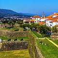 Fortress Walls by Roberta Bragan