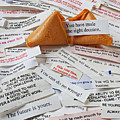 Fortune Cookie Sayings  by Garry Gay