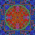 Fortune Mandala by Julian Venter