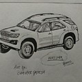 Fortuner  by Ganesh Chavare