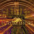 Forum Shops - Las Vegas by Stuart Litoff