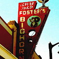 Foster's Bighorn Cafe by Sadie Reneau