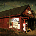 Fosters Mill Store by Patricia Montgomery