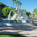 Fountain At Rio Vista by Robert VanDerWal