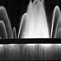 Fountain In Barcelona by Farol Tomson