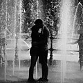 Fountain Love by Miroslav Hristov
