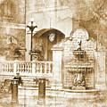 Fountain Of Rest by Dale Stillman