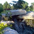 Fountain Out Of Rocks by Deborah Selib-Haig DMacq
