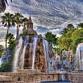 Fountain Walk by Dean Traiger