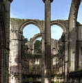 Fountains Abbey 4 by Svetlana Sewell