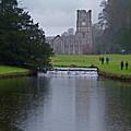 Fountains Abbey 5 by Doug Thwaites