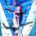 Four Blue Angels by Seth Weaver