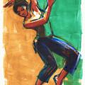 Four Colors Movement by Judith Kunzle