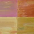 Four Coloured Squares by Harris Gulko