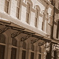 Four Corners In New Orleans by Carol Groenen