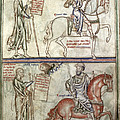 Four Horsemen, 1250 by Granger