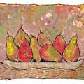 Four Pair Of Pears by Wayne Potrafka