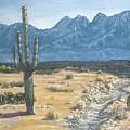 Four Peaks by Jeff Jackson