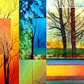 Four Seasons by Claude Noel