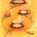 Four Soups  by Chris Montecalvo