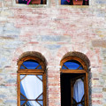 Four Windows by Marilyn Hunt