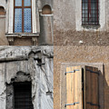 Four Windows by Munir Alawi