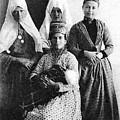 Four Women From Bethlehem by Munir Alawi