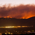 Fourmile Canyon Fire Burning Above North Boulder by James BO  Insogna