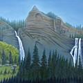 Fourmile Falls And Fall Creek Falls by Philipp Merillat