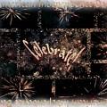 Fourth Of July Celebration by Linda Galok
