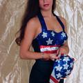 Fourth Of July Model by Steve Krull