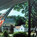 Fourth Of July Morning by William  Brody