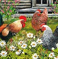 Fowl Play by Val Stokes