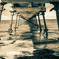 Fowlers Bay Jetty by Russell Alexander